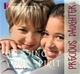 MHS-BYSPD - Blessing your Spirit - Precious Daughter - 8 CD set