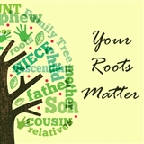 YRM001 - YOUR ROOTS MATTER - 3 CD Set